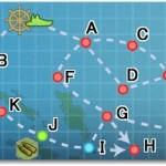 【艦これ】5-5攻略最新2016年版!潜水艦と空母で熟練度活用!