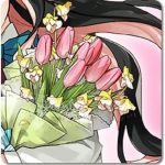長波の三周年記念限定グラの花は何?花言葉もチェック!